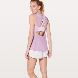 Unlisted purple lululemon for the run tank